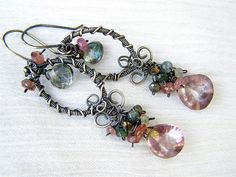 Nice colors and wirework