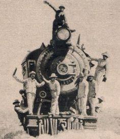 Tren revolucionario, efemérides de Sinaloa México del 18 de noviembre