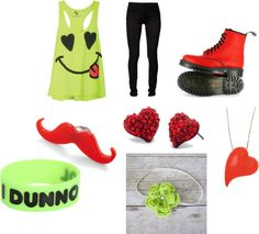 """""""cute 1"""" by lo-lo99 on Polyvore"""