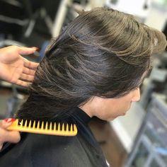 Natural hair Silk Press Silk Press, Natural Hair Styles