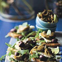 Marinated waterblommetjies/Gemarineerde waterblommetjies Bruschetta, Green Beans, Holiday Recipes, Foodies, Africa, Yummy Food, Vegetables, Rose, Kitchen