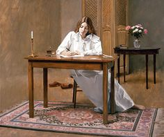 William Whitaker: A Letter to Alessandra