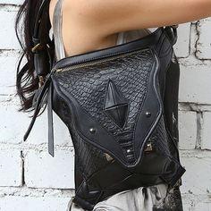 Steampunk Satchel Bag