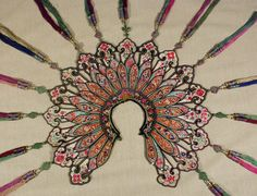 Wedding Collar or Cape Yunnan, China. 19th century