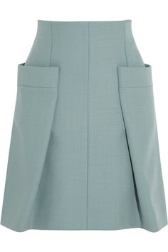 Patch Pocket Wraparound Skirt 02/2015 #109A | Best Wraparound and ...