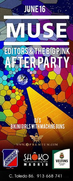 Muse After Party