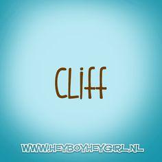 Cliff (Voor meer inspiratie, en unieke geboortekaartjes kijk op www.heyboyheygirl.nl)