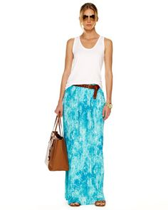 Michael kors. Love this whole look for the summer