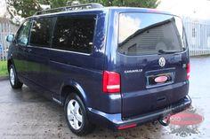 VW T5 Caravelle - 5% - http://www.motomotion.net/vw-t5-caravelle-5/ #GtechniqUK #Detailing #Valeting #Tinting #Motomotioncornwall
