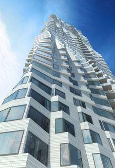 Arch2o-Twisting San Francisco Skyscraper - Studio Gang Architects-001