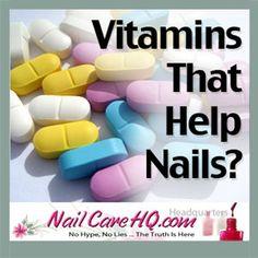 Vitamins for the nails Main Image Vitamins for the nails? Do you strengthen the nails? Simple Nail Art Designs, Easy Nail Art, Cool Nail Art, Nail Designs, Get Nails, How To Do Nails, Hair And Nails, Care Organization, Manicure Tips