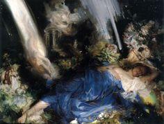 Night Piece to Julia Charles Simms