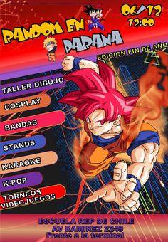 Kagi Nippon He ~ Anime Nippon-Jin: Random en Parana 2015 - Parana, Argentina, 6 de Di...