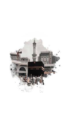 Islamic Wallpaper Iphone, Quran Wallpaper, Mecca Wallpaper, Islamic Quotes Wallpaper, Muslim Images, Islamic Images, Islamic Pictures, Quran Quotes Love, Quran Quotes Inspirational