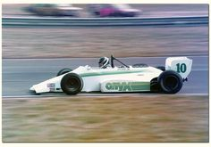 Johnny Dumfries - March 85B Cosworth DFV - Onyx race Engineering - Marlboro/Daily Express International Trophy - 1985 European F3000 Championship, round 1 - © Antsphoto