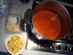 Een heerlijke soep die de chinese tomatensoep van de chinees evenaart.