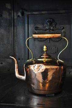 Copper Tea Kettle | by sfPhotocraft