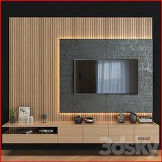 Living Room Wall Units, Living Room Tv Unit Designs, Living Room Decor, Tv Wall Unit Designs, Pvc Wall Panels Designs, Tv Unit Decor, Tv Wall Decor, Wall Tv, Tv Unit Interior Design