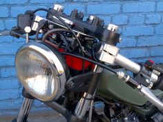 Mbk 51 MG Street Fighter – Tomahawk Mopeds Custom Moped, Honda Ruckus, Hell On Wheels, 50cc, Street Fighter, Sport Bikes, Motorcycles, Cars, Architecture