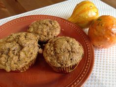 Pineapple-Pumpkin Muffins