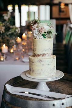 A peak of white lies beneath Millbrook Resort, Wedding Cake Inspiration, Beautiful Wedding Cakes, Vows, New Zealand, Most Beautiful, Wedding Photography, Desserts, Tailgate Desserts