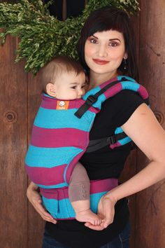 Bebe Sachi Candy TULA BABY CARRIER