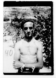 """George Adamson, escocés, nacido en 1911. Definido como """"absolutamente antifascista, valiente en primera linea de fuego... y un borracho sin remedio en cuanto abandona el frente"""". #Historia #History #SpanishCivilWar #GuerraCivilEspañola #BrigadasInternacionales #InternationalBrigades #España #Spain #GC"""