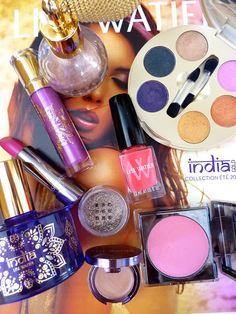 Collection India Gold de Lise Watier - Été Summer 2013 ~ Look Inside My Closet