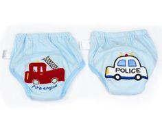 2 X Toddler Formación Pantalones Jale Hasta A Prueba De Agua Ropa interior Para Bebé Niño Chica 90 cm
