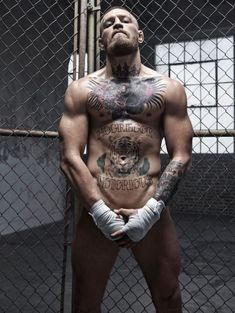 UFC star Conor McGregor has praised his strong Irish roots for making him what he is
