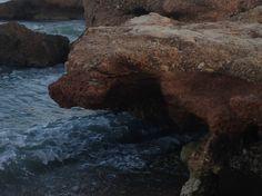 Rocher en forme de cochon (espagne a Alcocebre)