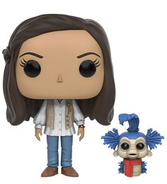 Labyrinth Sarah & Worm Vinyl Figure 363