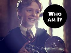 "Can You Name These Minor ""Harry Potter"" Characters?"
