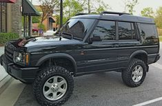 "2004 Land Rover Discovery 4"" Lift"