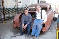brad masterson kustom cars | Brad Masterson and Bill Hines