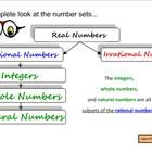 Interactive Smart Board file serves as a teaching tool for introducing rational and irrational numbers. This is an excerpt from my complete unit wh...