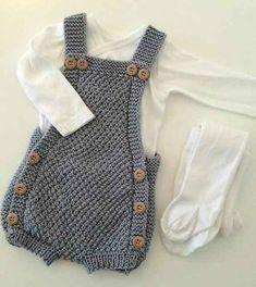 مدل لباس سرهمی زمستانی نوزاد