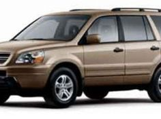 Details of Used 2004 Honda Pilot EX, Lafayette, LA - Yahoo! Autos
