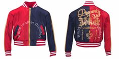 "Good News For all the Harley Quinn Fans, Harley Quinn Jacket which Margot Robbie worn in the movie ""Suicide Squad' as Harley Quinn. This newly designed Harley Quinn Suicide Squad Jacket is made from satin with red golden blue color is now a component of our online store World Leather Outfitters at discounted price."