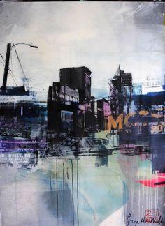 Excellent Art Utrecht  George Heidweiller - Backstreet