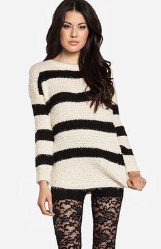 Soft Striped #Sweater | DailyLook.com