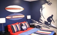 Bedroom ideas for teenage boys kids bedroom decorating ideas