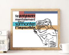 1000 citations de tennis sur pinterest tennis roger for Art minimaliste citation