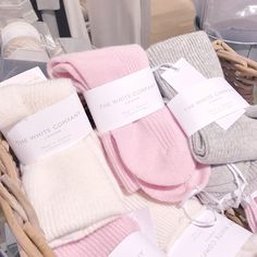 The White Company | Cashmere Bed Socks