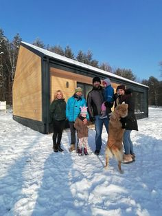Realizacje - Balker - Producent domów prefabrykowanych. Domy z keramzytu A Frame House Plans, Metal Roof, Decoration, Dogs, Animals, Living Room, Log Home, Decor, Animales