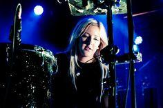 Ellie Goulding in Tallinn, Estonia on April 16th