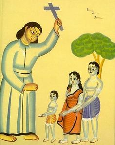 Listing out strategies of missionaries to convert Hindus.