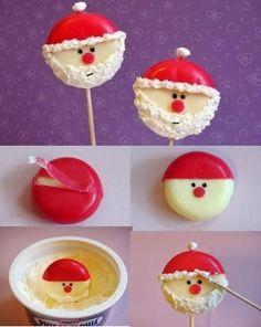 Xmas Food, Childrens Party, Good Food, Fun Food, Reindeer, Holiday, Christmas, Diy, Cake
