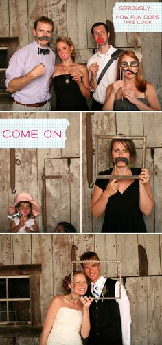 DIY RUSTIC COUNTRY WEDDING + PHOTOBOOTH | Jesse D. Green Photography | Blowing Rock, North Carolina Wedding | The Knotty Bride™ Wedding Blog + Wedding Vendor Guide