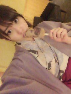#Yuria_Kizaki #木崎ゆりあ #AKB48 #kimono